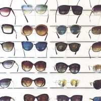 Large selection of eye glasses